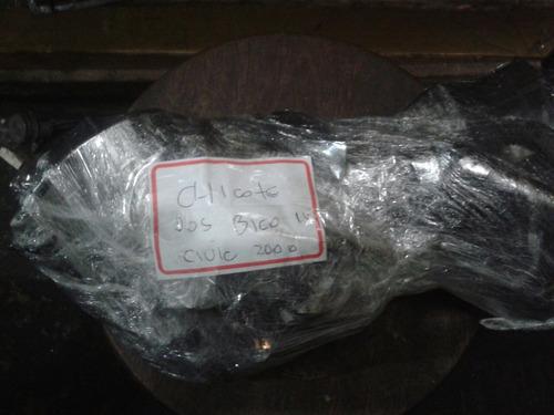 chicote do s bicos do civic 2000 usado 1.6 16v