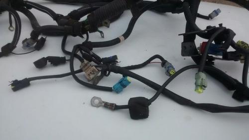 chicote motor peugeot 207 1.4 8v 2011
