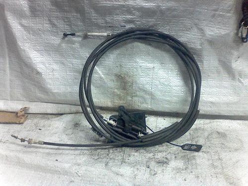 chicote o cable apertura de gasolina y cajuela para contour