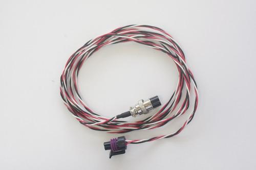 chicote para sensor de pressão 2.5 metros - mike 4 vias
