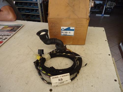 chicote porta dianteira le ecosport original 2s65-14a584-ka