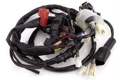chicote principal fiação titan 150 freio disco part elétrica