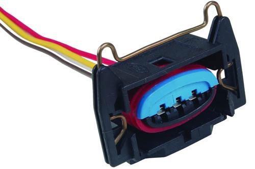 chicote sensor posiçao borboleta (tps)  3 vias,