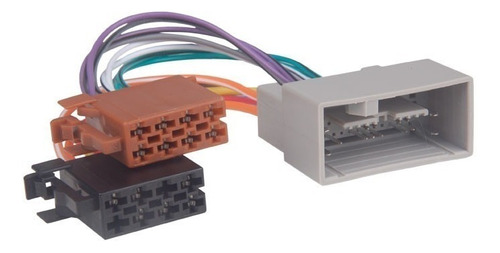 chicote soquete conector  som new civic city fit crv