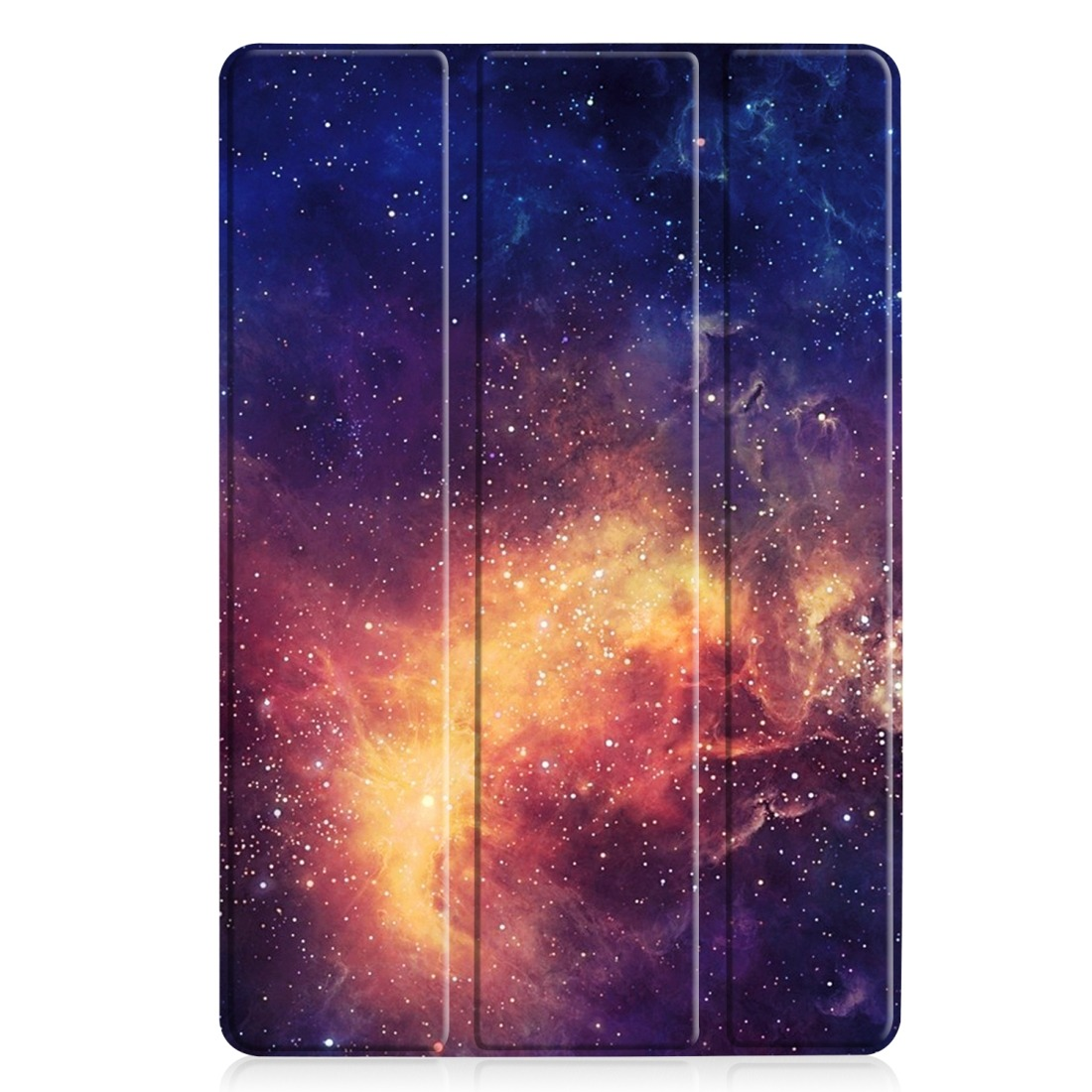 Chicotear Textura Galaxia Padrao Colorido Desenho Horizontal R