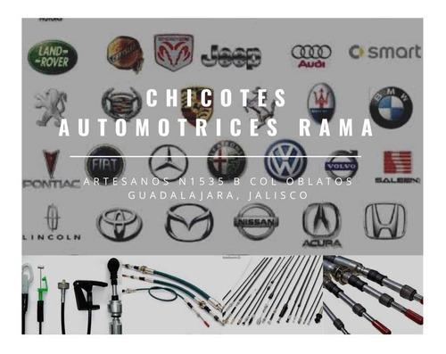chicotes automotrices y maquinaria venta y reparación