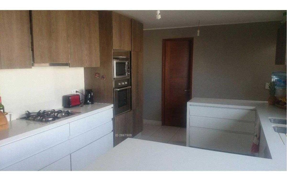 chicureo / condominio en piedra roja / montepiedra