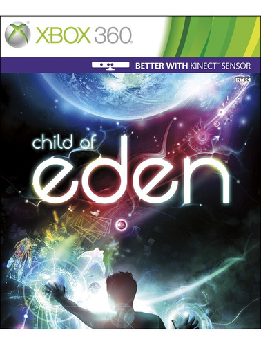 child of eden - xbox 360 - lacrado