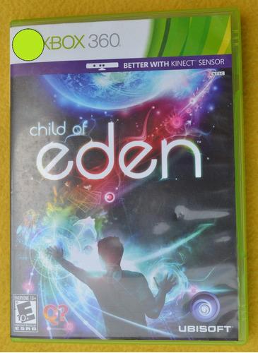 child of eden xbox 360 play magic