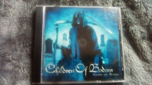 children of bodom -follow the reaper-