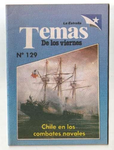 chile en combates navales, diario la estrella. valparaiso.
