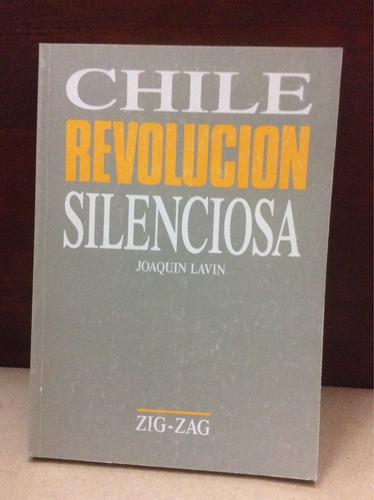 chile revolución silenciosa - joaquín lavin