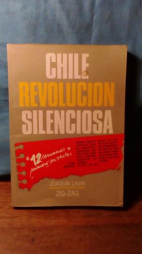 chile revolución silenciosa. joaquín lavín