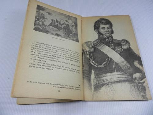 chile. su historia y regiones. s villalobos. 1974