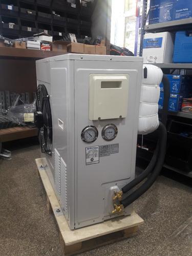 chiler enfriador de liquido 2 hp cerveza alef refrigeracion
