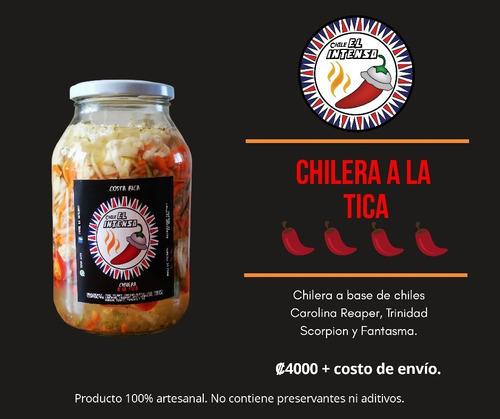 chilera con carolina reaper
