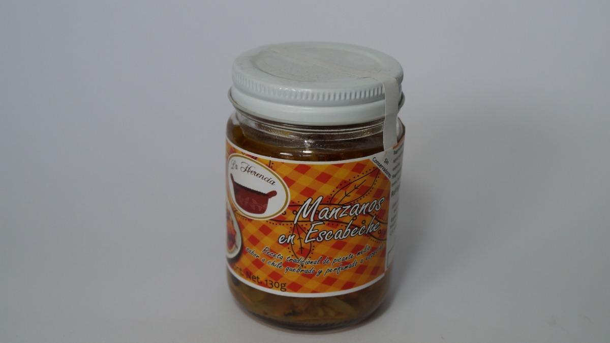 Chiles Manzanos En Escabeche 130 Gr