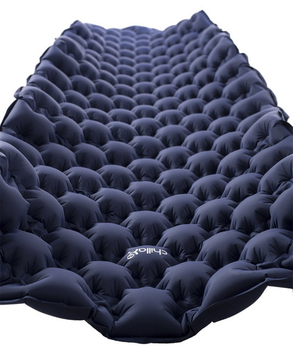 chillax ultralight air sleeping pad ¦( alfombra de campi...