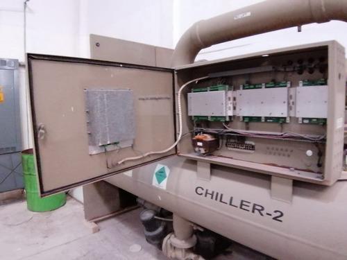 chiller - 2 / maquina enfriadora.