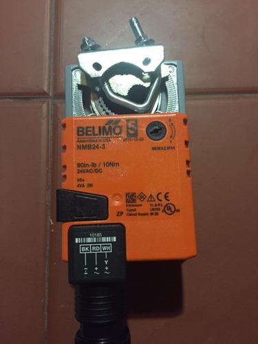 chiller actuador marca belimo agua helada24v 90 in-lb. nuevo