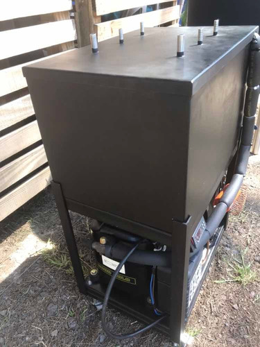 chiller / banco de frio / pozo de frio / cerveza fermentador