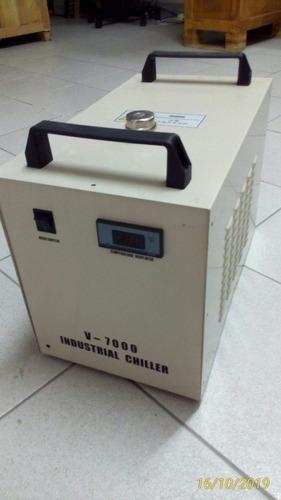 chiller de água v7000 - máquina laser até 60w