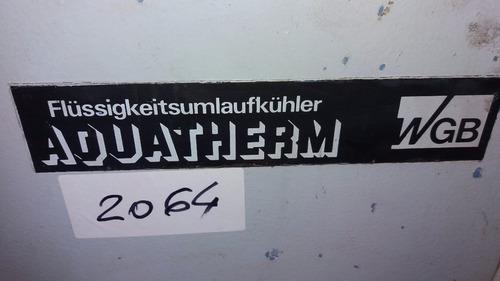 chiller geladeira industrial injetora e outrasmaquina n.2064