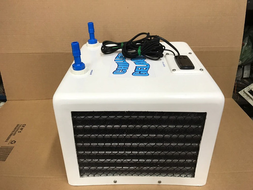 chiller gelaqua 1/3 hp para até 750 lts 110v