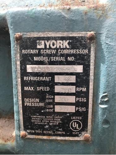 chiller marca york