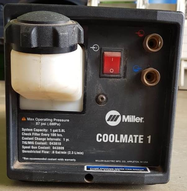 Chiller Para Refrigeração Água - Marca Miller Coolmater 110v