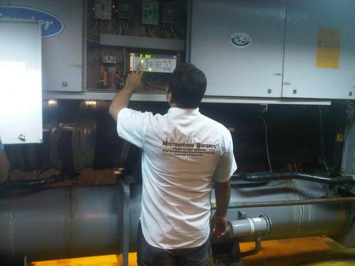 chillers.sist agua helada,uma.servicio especializado racda