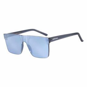 bb42e2661 Óculos De Sol Espelhado Azul Chilli Beans Original - Óculos no ...