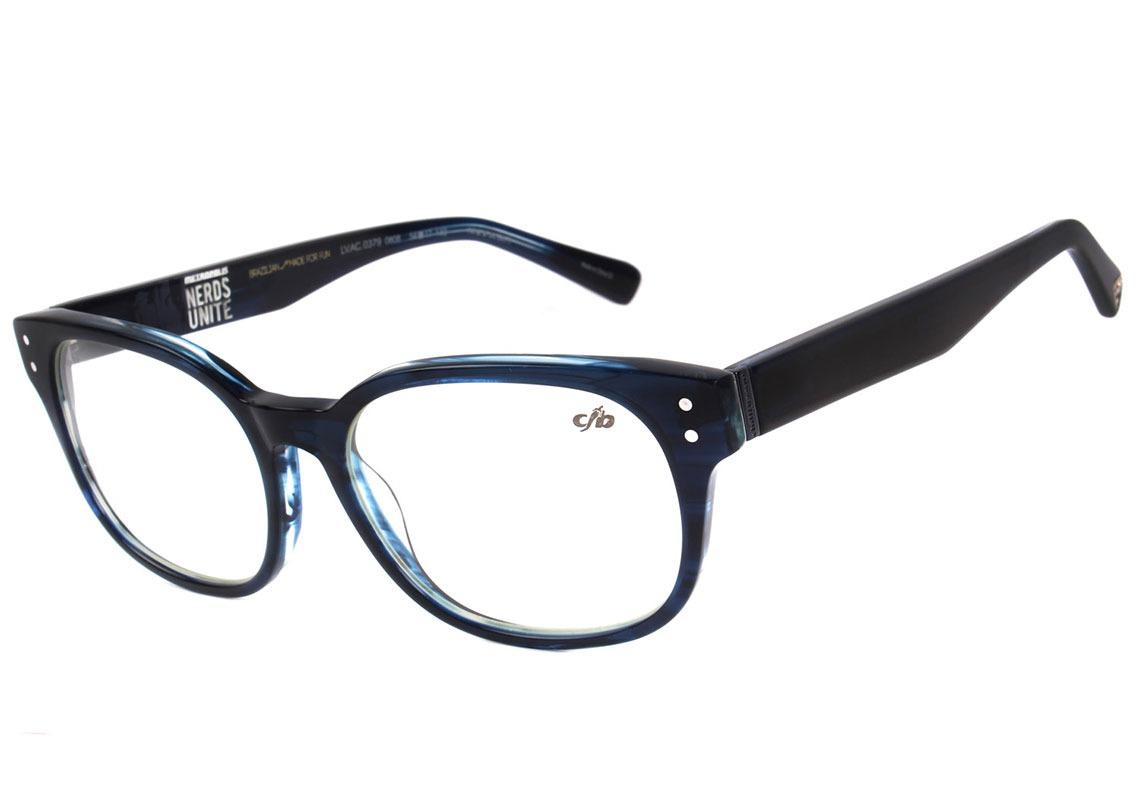 Chilli Beans Clark Kent Lv.ac 0379 - Óculos De Grau - R  129,90 em ... 6aa1daa0b4