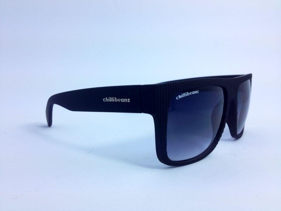 f3f2085555c2a Óculos De Sol Masculino Lente Espelhada Chilli Beans Novo - R  55,00 ...