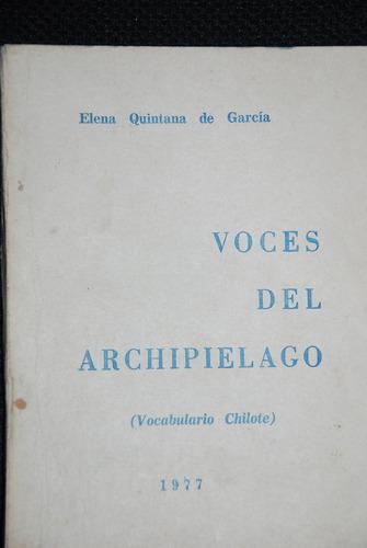 chiloe voces archipiélago vocabulario chilote 1977