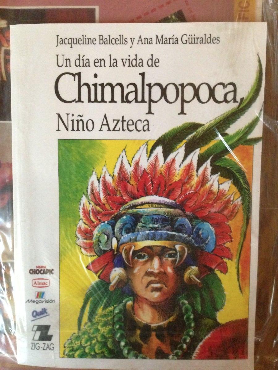 chimalpopoca el nio azteca