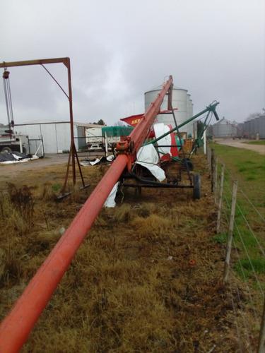 chimango chamiquero de 14 mts con motor naftero