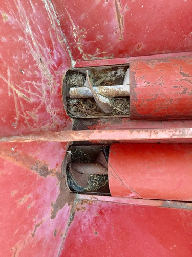 chimango doble cargador semilla / fertilizante p/ sembradora