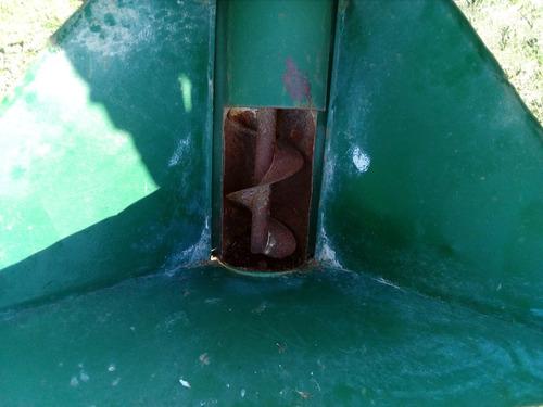 chimango sinfin cargador de 6 mts hidraulico muy bueno