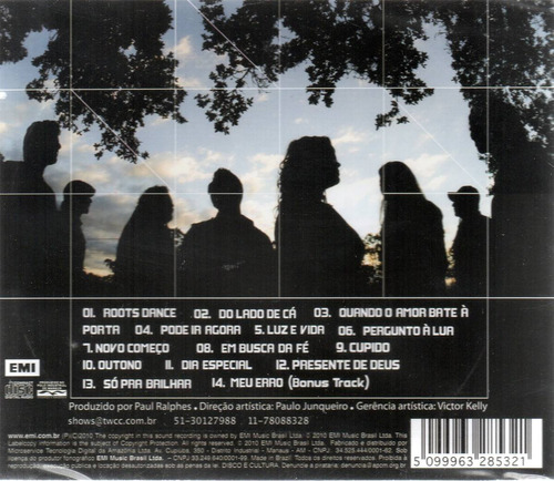 chimarruts só pra brilhar cd original lacrado