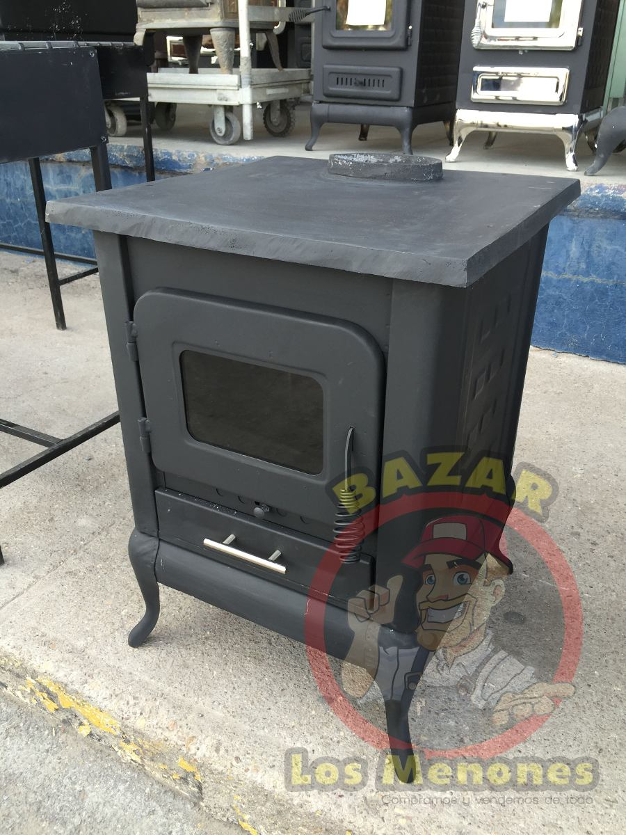 Calentador chimenea calefactor calefacci n a le a - Chimenea para calefaccion ...