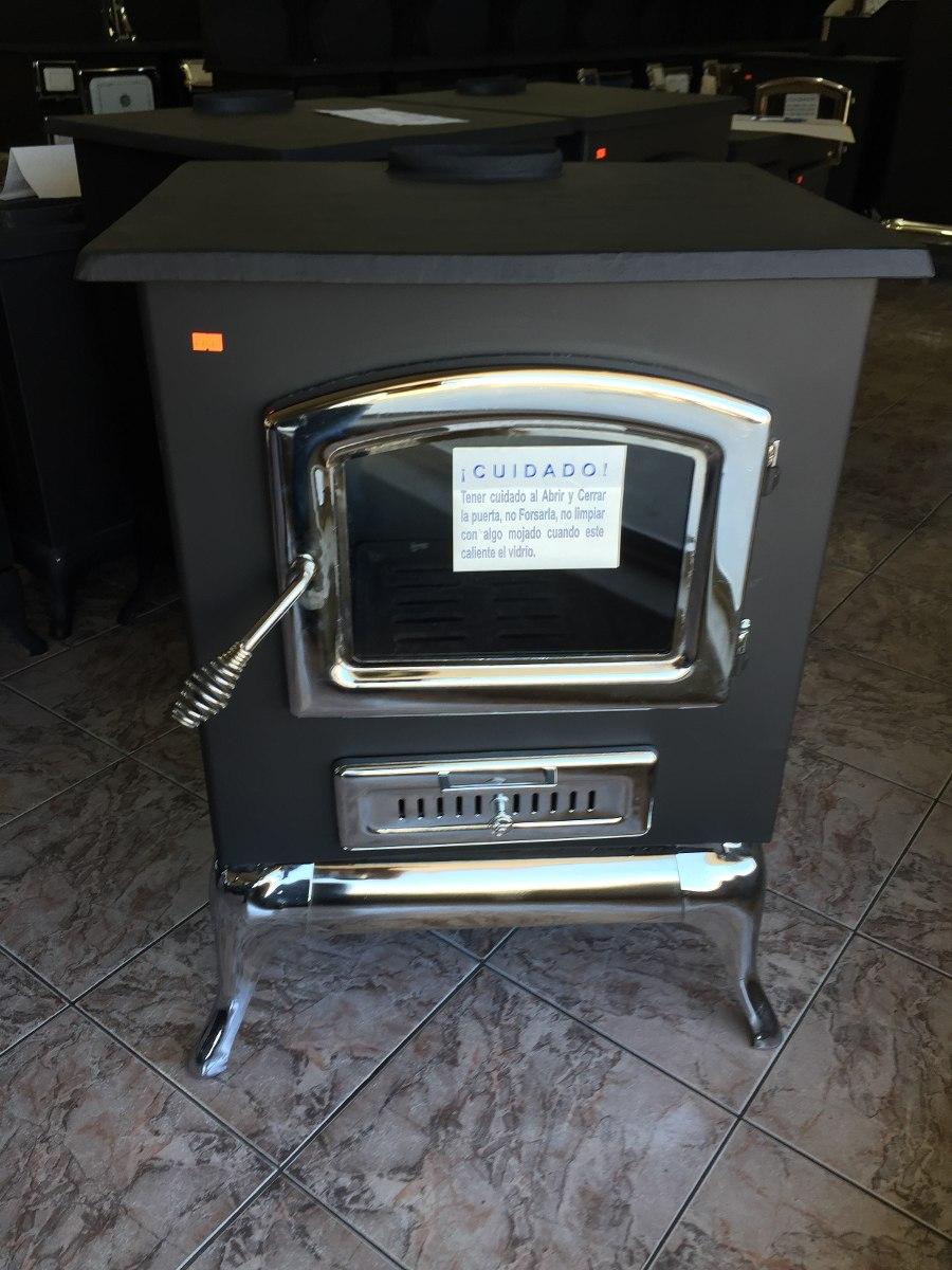 Calentador chimenea calefacci n calent n a le a 5 en mercado libre - Calefaccion con chimenea de lena ...