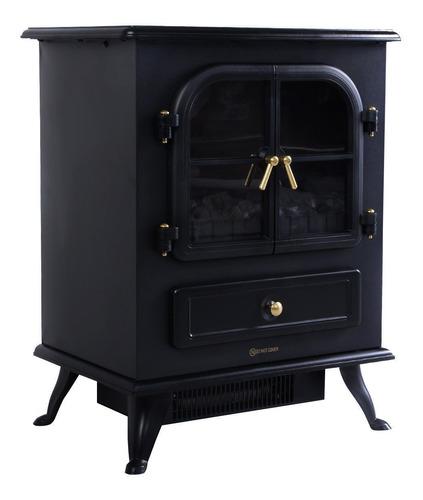 chimenea calentador eléctrico estufa portatil