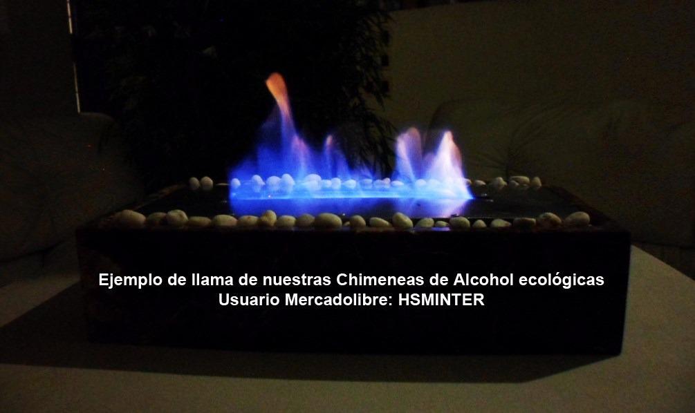 Chimenea de alcohol etanol ecol gica econ mica 1 970 for Chimeneas de alcohol