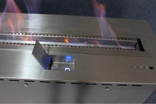 chimenea de etanol encendido electrónico