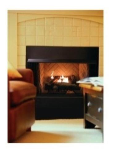 chimenea de gas sin ventilacion necesaria contado