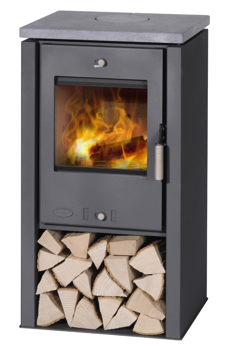 Chimenea de le a estilo horno modelo pirineos 17 990 - Chimeneas para hornos de lena ...