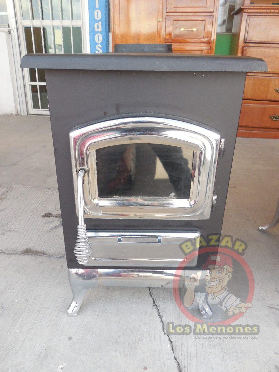 Chimenea de le a estufa de le a calefactor 4 199 - Instalar chimenea de lena ...