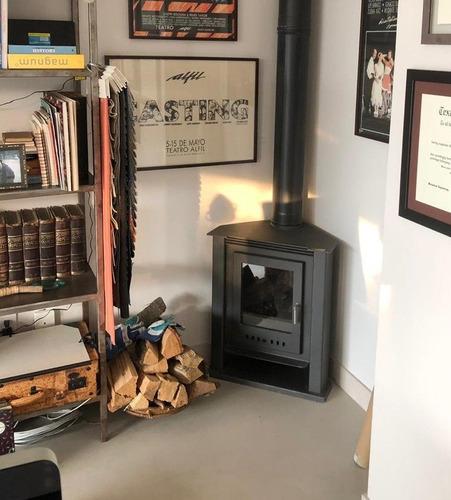 chimenea de leña modelo 600 lisboa