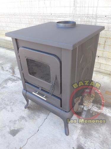 chimenea menonita de leña / calentador, calentón